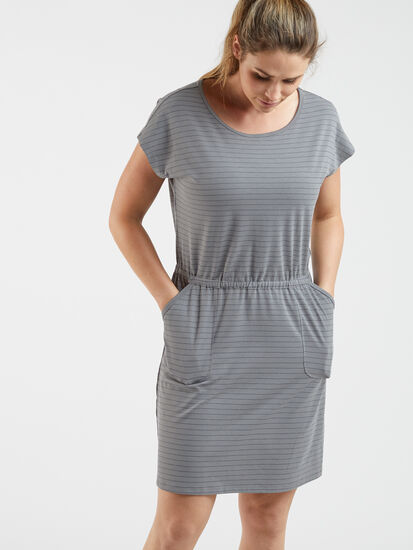 Aviatrix Short Sleeve Dress