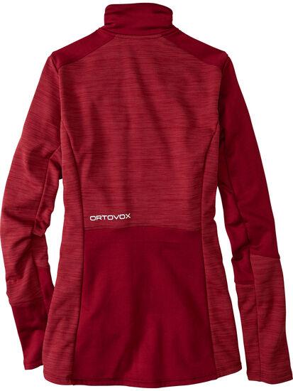 Splurge 1/4 Zip Fleece Pullover: Image 2