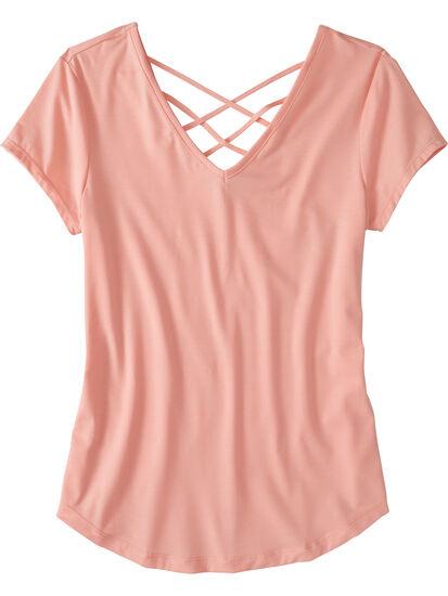 Yasumi Short Sleeve Top: Image 1