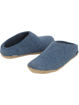 Gotland Felted Wool Slippers