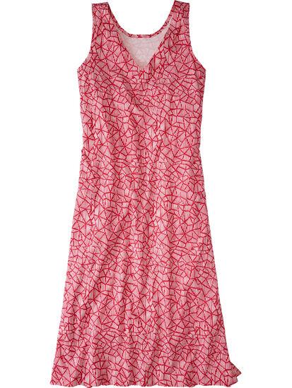 Round Trip Midi Dress - Indio: Image 1