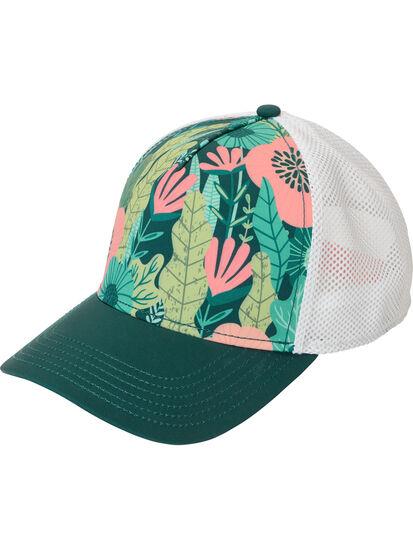Truckee Trucker Hat - Rainforest: Image 2