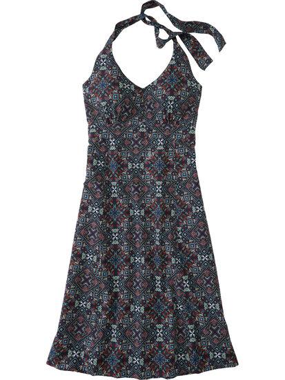 Beck Halter Dress: Image 1