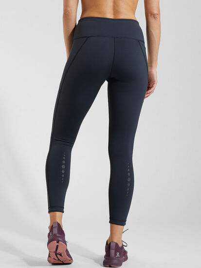 Mad Dash Reversible Running Tights - Reflective: Image 2