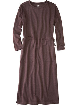 Uprising Long Sleeve Midi Dress