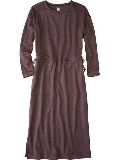 Uprising Long Sleeve Midi Dress : Image 1