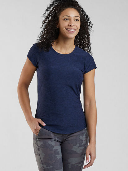 Grace 2.0 Short Sleeve Top - Solid: Image 3