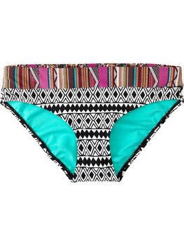 Lehua Bikini Bottom - Ziggy Zag