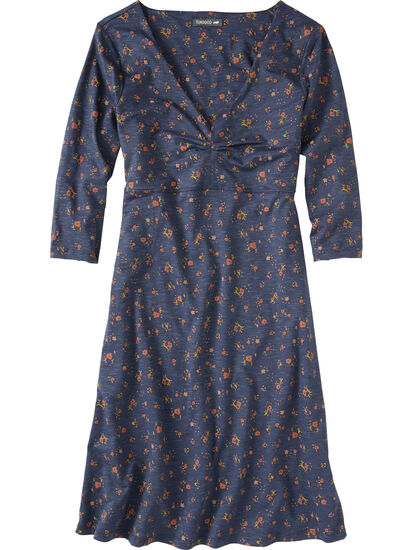 Amelia 3/4 Sleeve Dress, , original