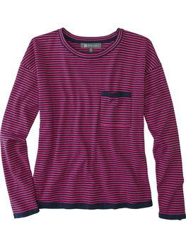 Synergy Crew Neck Sweater - Stripe