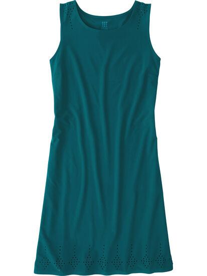 Unconventional Sleeveless Dress: Image 1