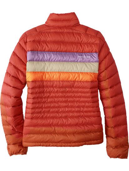 La Exploradora Down Puffer Jacket: Image 2