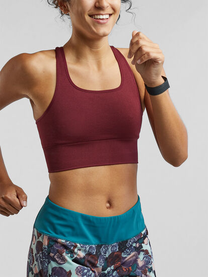 Wings Out Seamless Sports Bra: Image 1