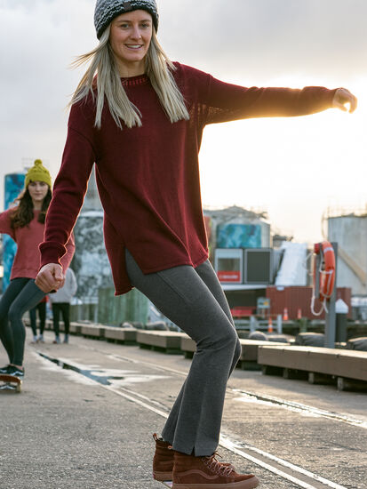 Montane Sweater: Model Image