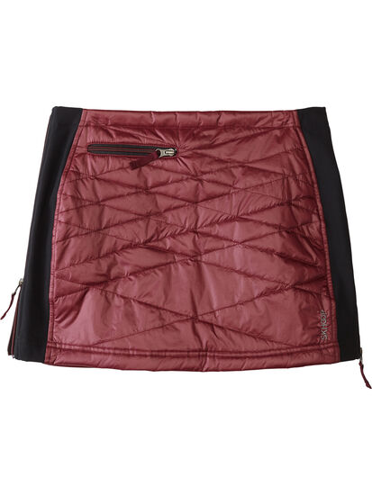 Bun Warmer Quilted Skirt: Image 1
