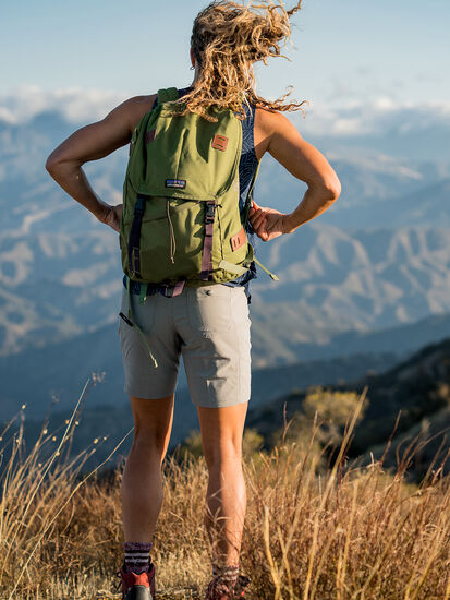 Indestructible Hiking Shorts