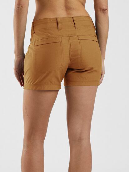 """Encore Recycled Hiking Shorts 5"""": Image 2"""
