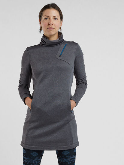 Crash Polartec Dress: Image 3