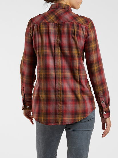 Singular Tech Flannel Shirt: Image 3
