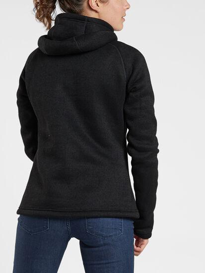 Original Dolly Full Zip Fleece Sweater: Image 3