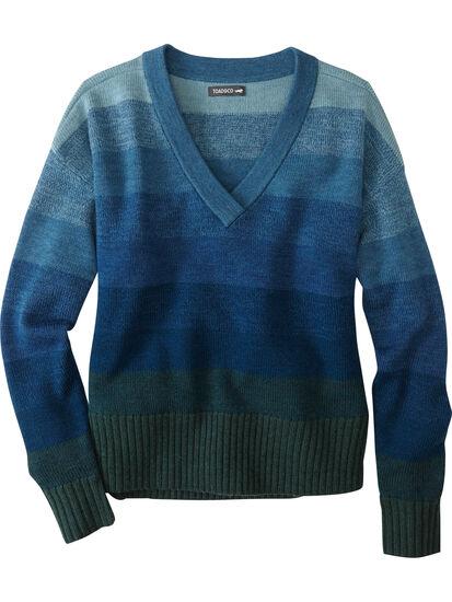 Speak Up V Neck Sweater: Image 1