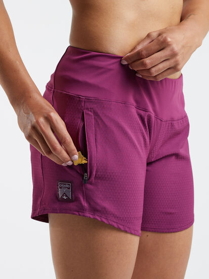 "Obsession Running Shorts - 6"": Image 5"