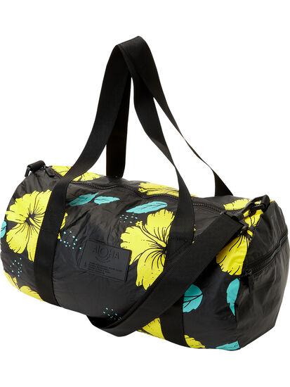 Aloha Weekender Duffle Bag - Hibiscus: Image 1