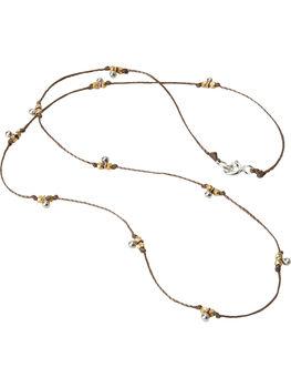 Single Track Necklace
