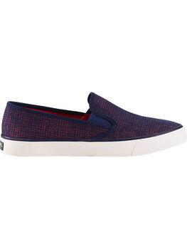 Pier Slip On Canvas Sneakers
