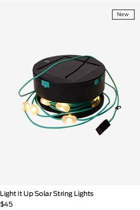 Shop Light it up solar string lights