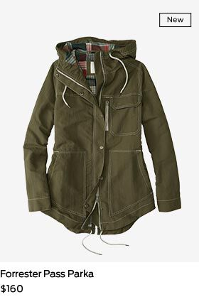 Shop Forrester Pass Parka
