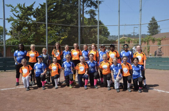 Albany Berkeley Girls Softball League