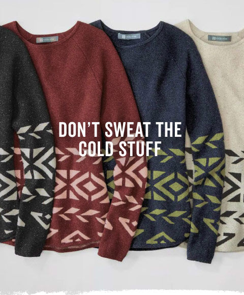 shop warm sweaters