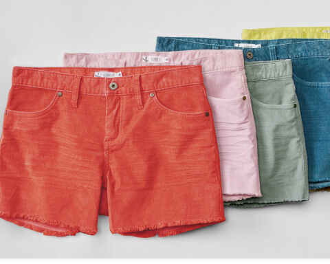 shop womens athletic shorts
