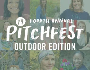 meet the pitchfest outdoor finalists