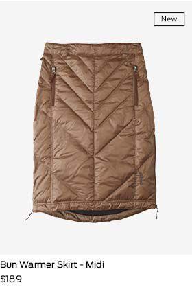 Shop Bun Warmer Skirt - Midi