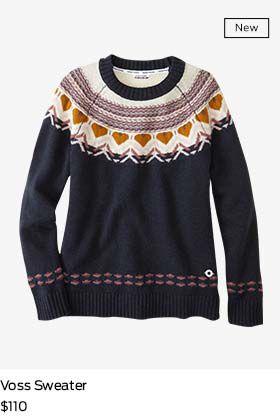 Shop Voss Sweater