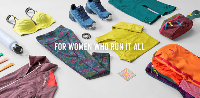 shop women's workout clothes