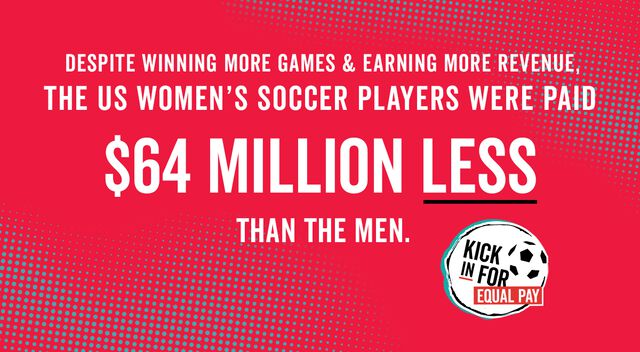 kick in for equal pay