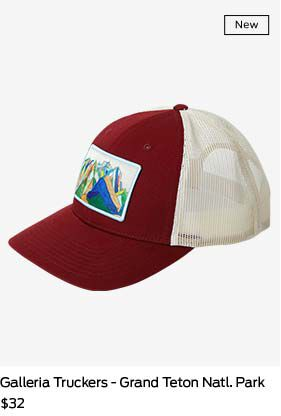 shop galleria truckers hat