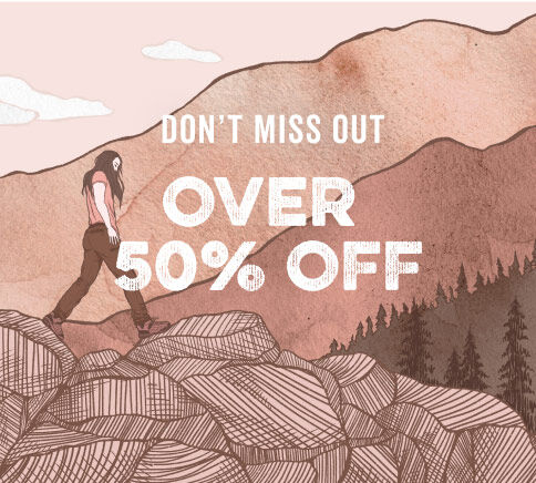 shop outlet over 50 percent off