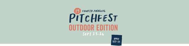 pitchfest outdoors edition banner