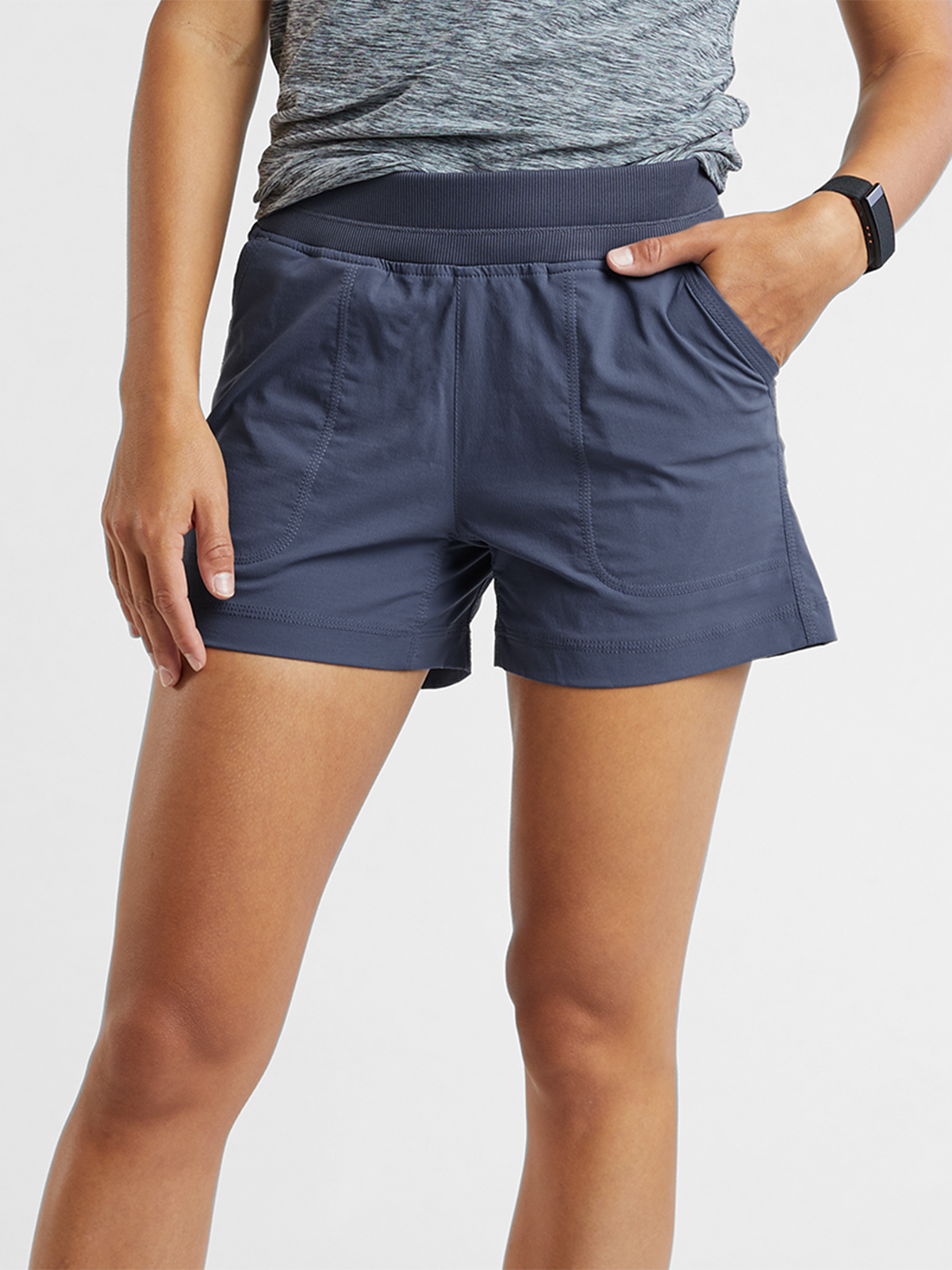 Nude Jersey Cycling Shorts | Shorts | Shorts | I SAW IT FIRST