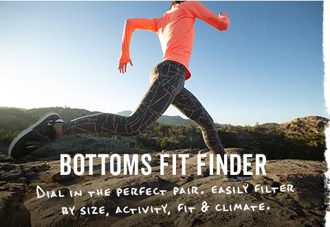 bottom fit finder